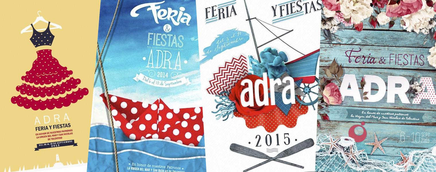 Adra pone en marcha la búsqueda del cartel anunciador de la Feria 2018