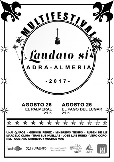 """Adra acoge desde mañana el festival """"Laudato Si"""", un encuentro de música religiosa a la orilla del mar"""
