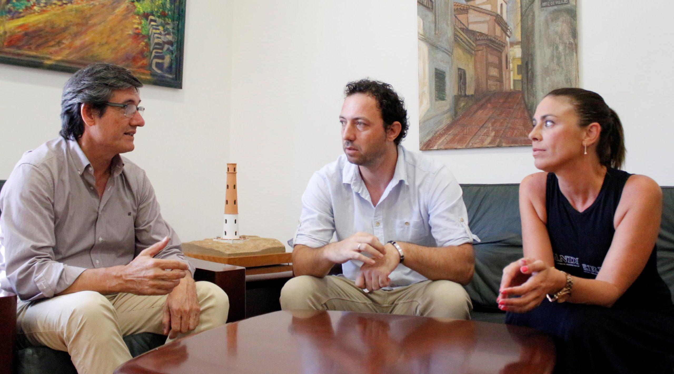 El director de la Banda Ortiz de Villajos, Francisco M. Castilla, pregonará la Feria de Adra 2017