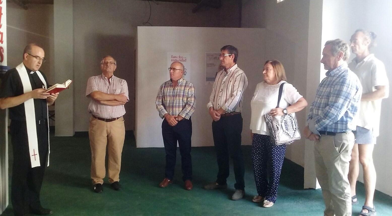 Cáritas Adra estrena un nuevo local en la calle Trafalgar