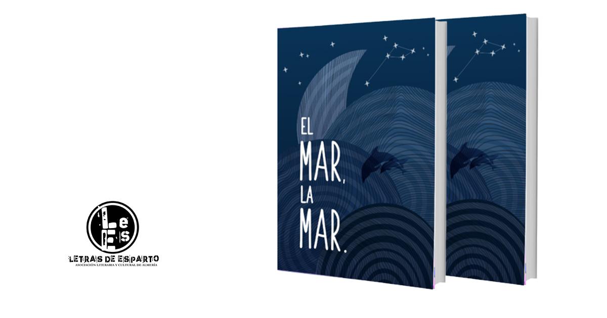 PROMAR presenta este viernes en Adra su libro de relatos 'El mar, la mar'