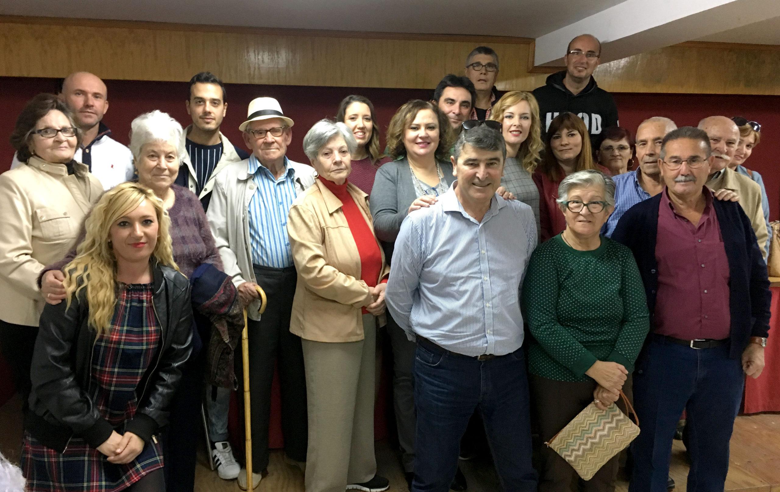 El PSOE de Adra renueva su ejecutiva con Teresa Piqueras como secretaria general