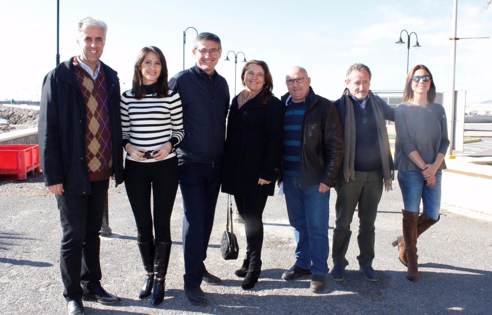 El PP andaluz impulsa la petición de una denominación de calidad diferenciada para el pulpo seco de Adra