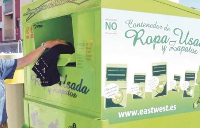 reciclaje textil adra