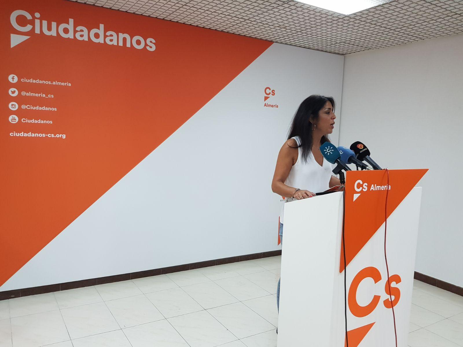Ciudadanos Adra organiza este viernes una jornada sobre Violencia de Género