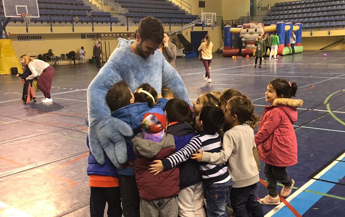 Más de 600 personas se acercaron a la II Feria infantil del IES Gaviota