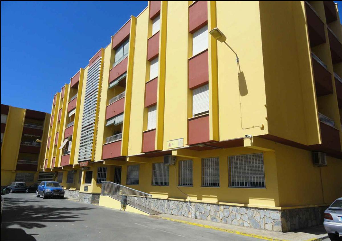 La Diputación aprueba más de 200 mil euros para la reforma del Cuartel de la Guardia Civil de Adra