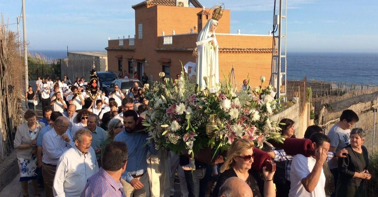 La Fuente del Ahijado celebra este fin de semana sus fiestas en honor a la Virgen de Fátima