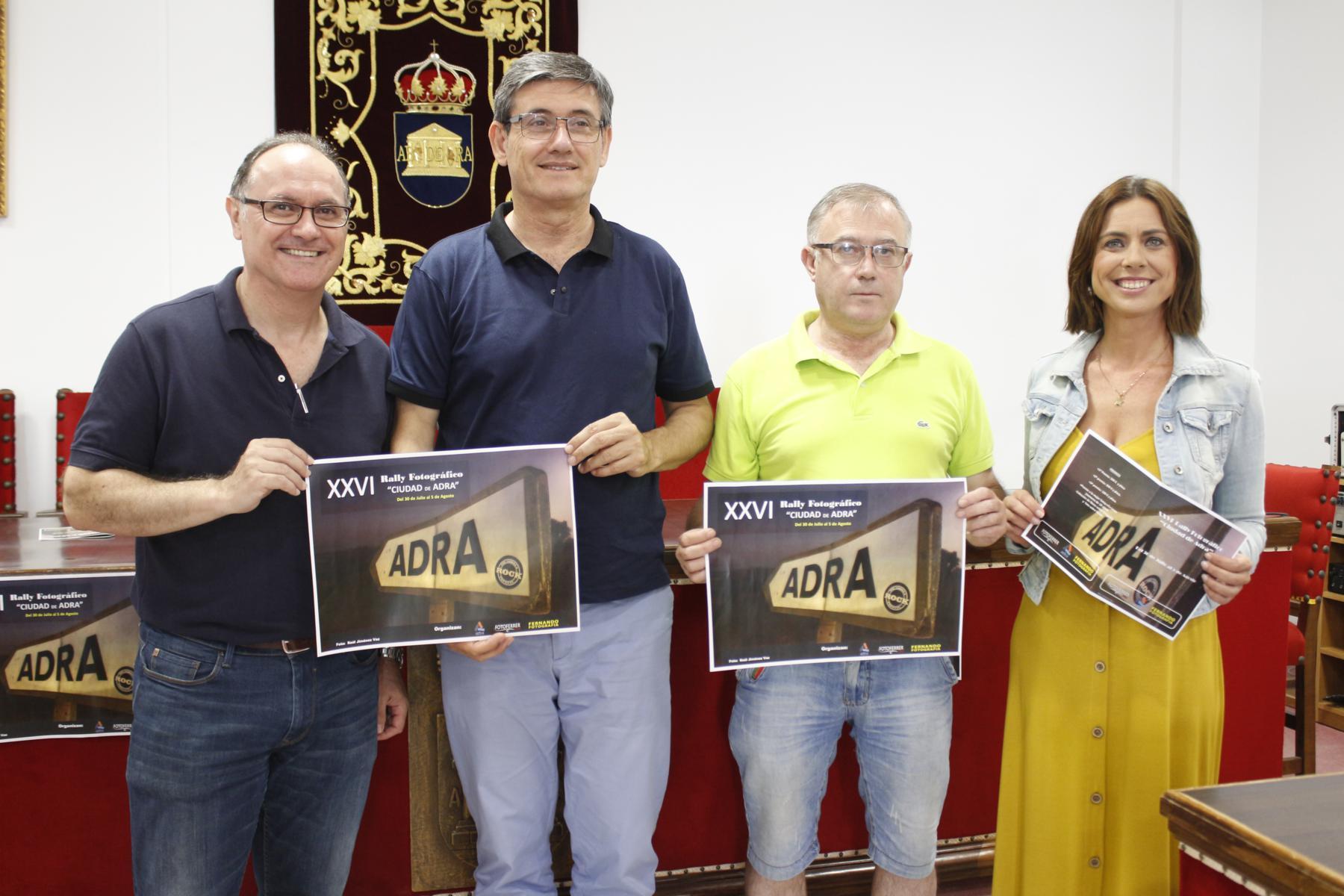 Empieza la cuenta atrás para el XXVI Rally Fotográfico 'Ciudad de Adra'
