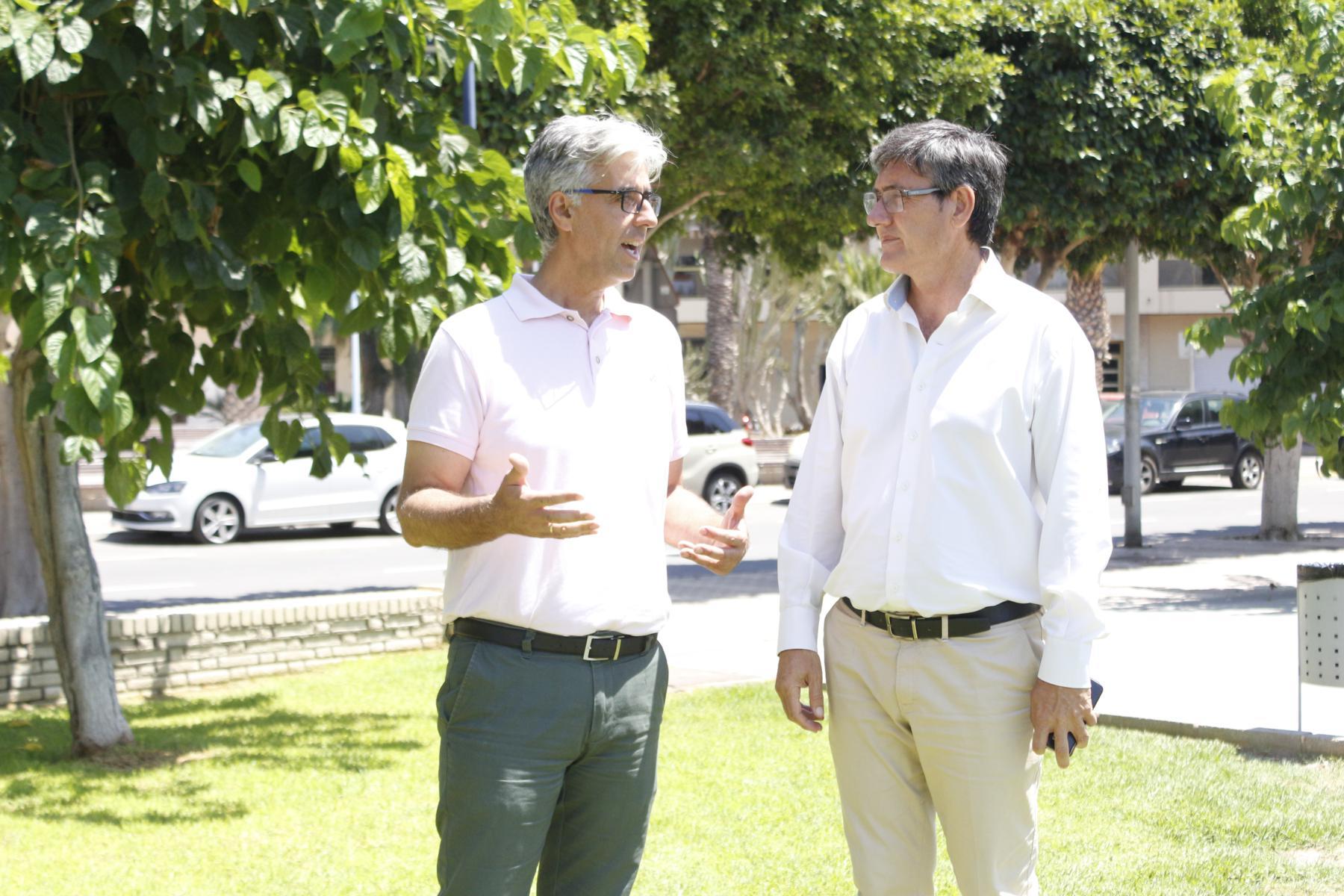 150.000 euros para el nuevo Plan de Jardines de Adra