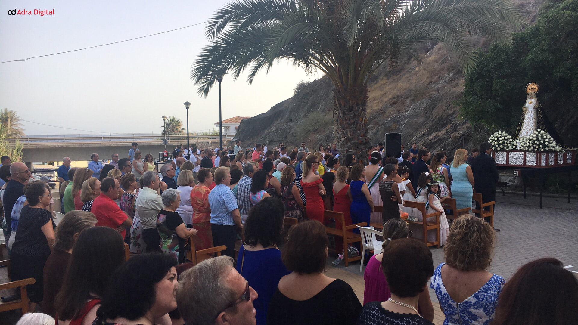 Guainos rinde tributo desde este jueves a la Virgen de los Dolores