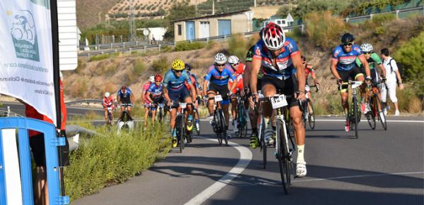 ciclista Adra