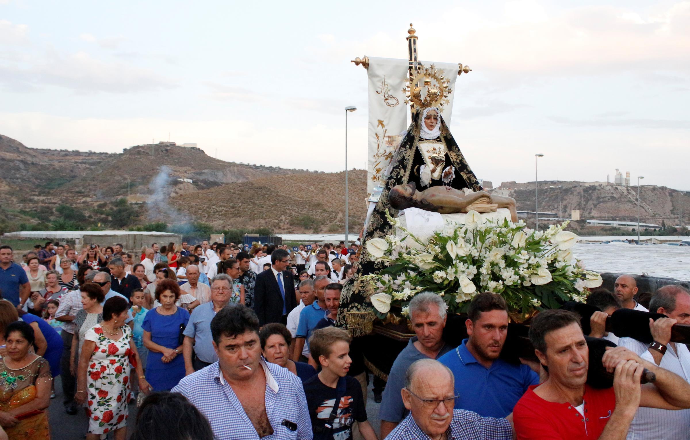 La Alquería celebra este fin de semana sus fiestas en honor a la Virgen de las Angustias