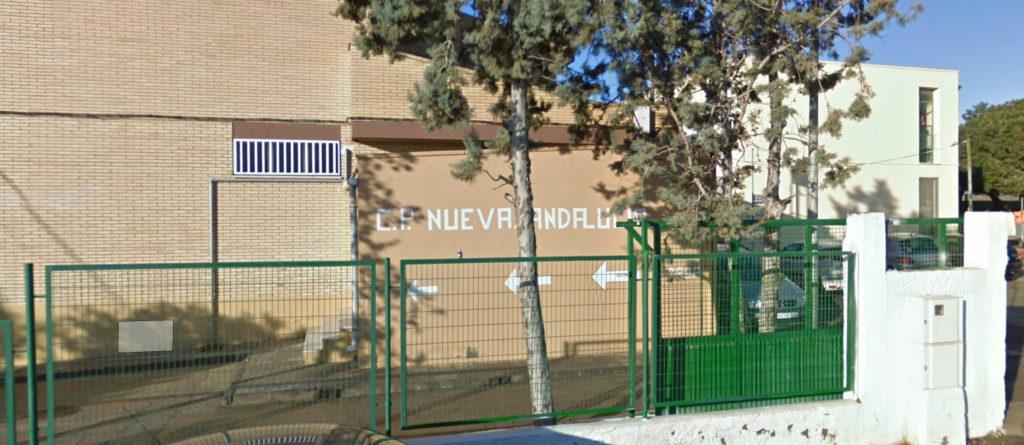 Colegio Nueva Andalucía La Curva Adra