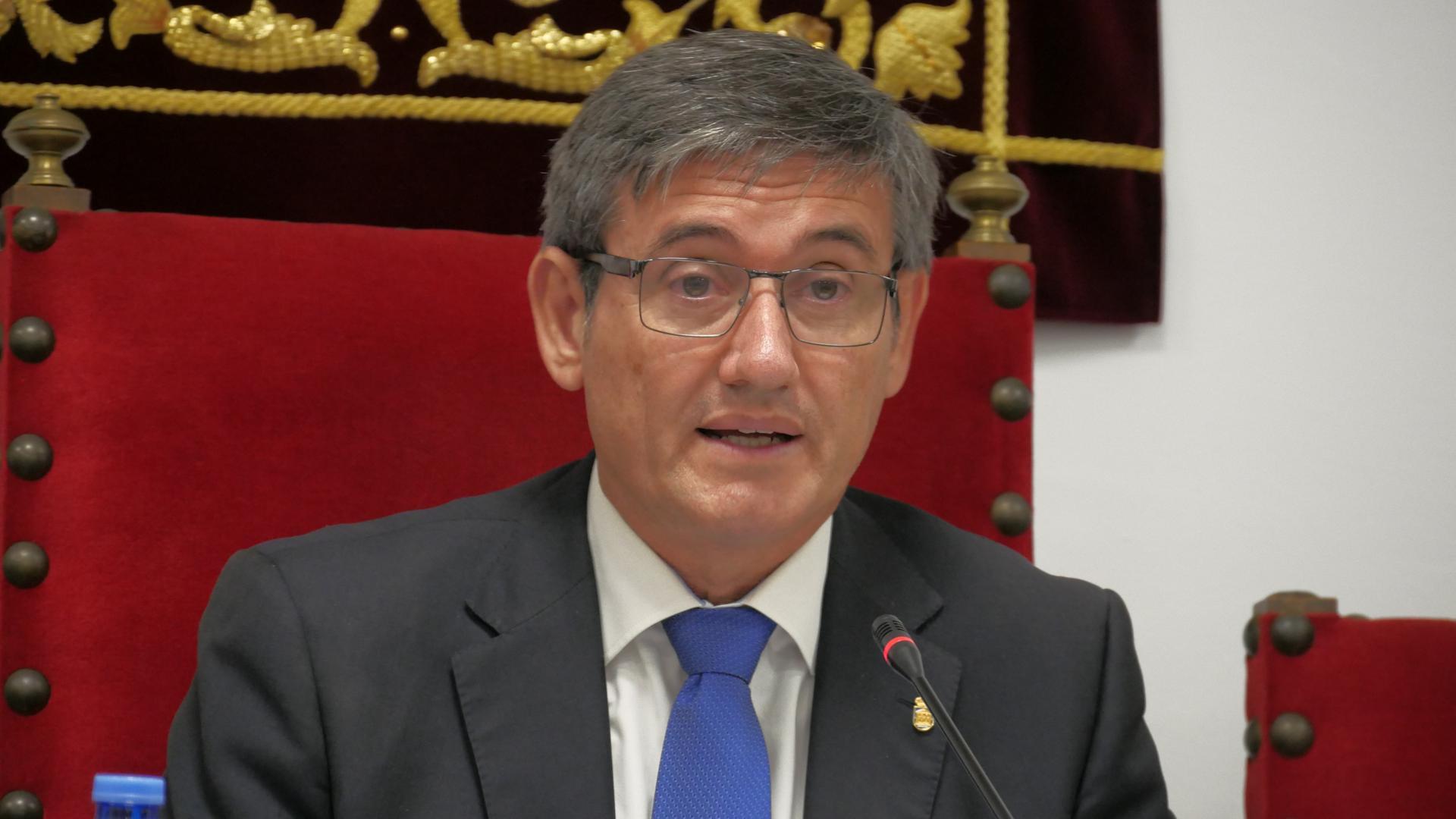 Manuel Cortes alcalde de Adra 2