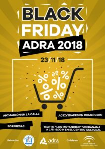 Black Friday Adra 2018