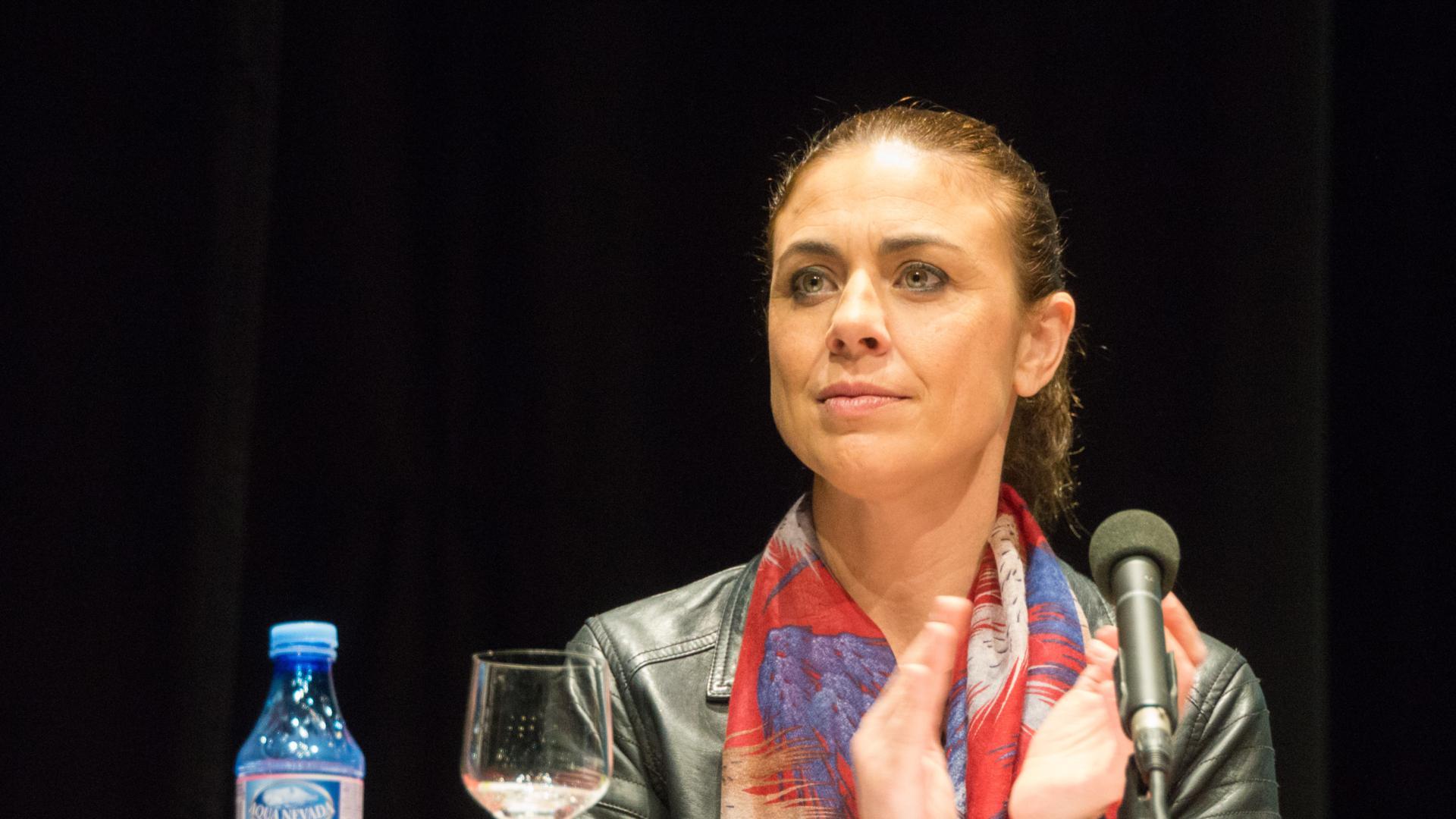 Elisa Fernandez concejal de adra