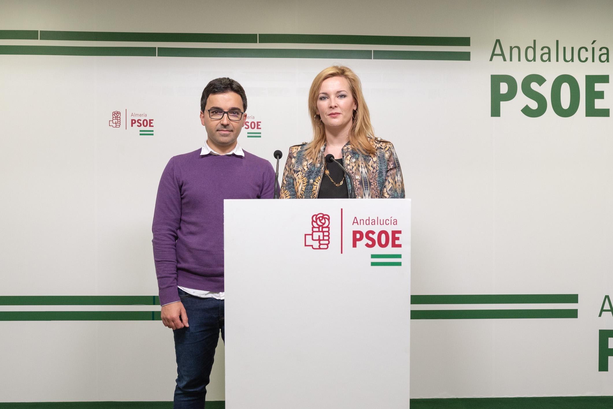 Francisco Fernández Guardia y Teresa Piqueras anuncia elecciones adra