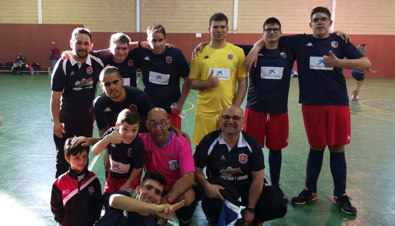 IDEAL premia este jueves la valentía y superación del club Abdera Fenicia en 'Los Mejores de Adra&Alpujarra'