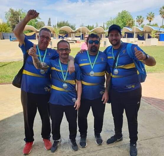 El Club Petanca de Adra disputará el Campeonato de España