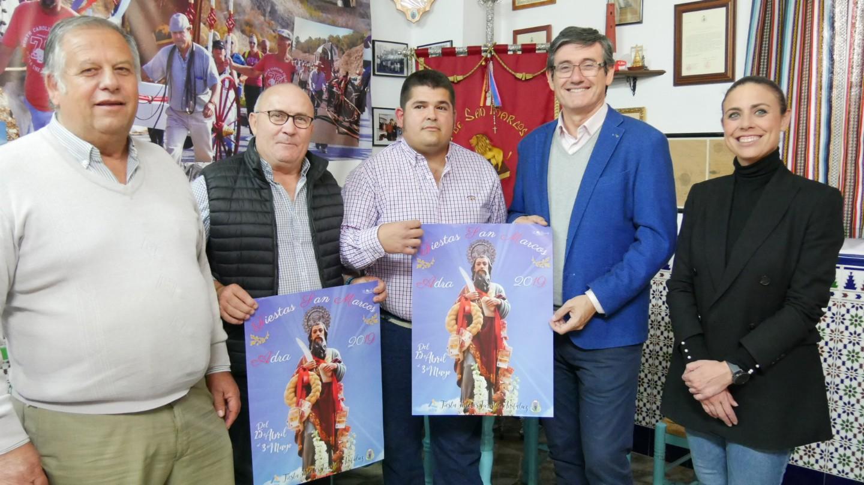 Comienzan los actos de San Marcos Adra 2019, fiesta de Interés Turístico de Andalucía
