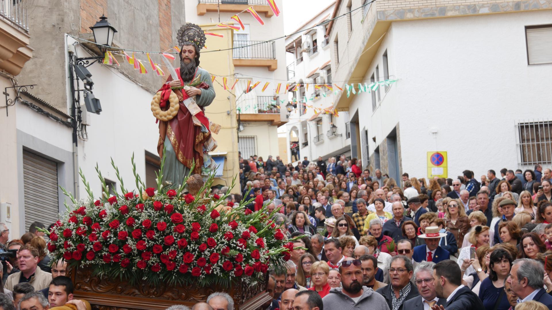 Adra vive con intensidad la celebración de San Marcos