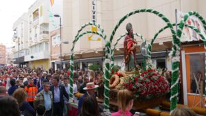 procesion San Marcos Adra 2019