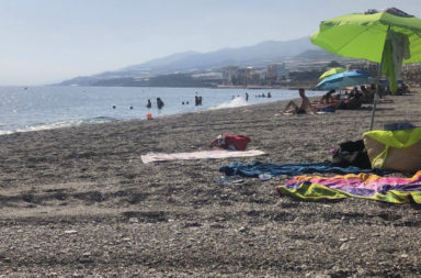 estado de playas adra 2020