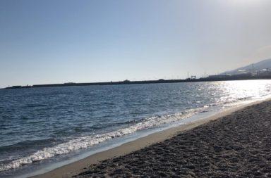 playa de adra junio 2020