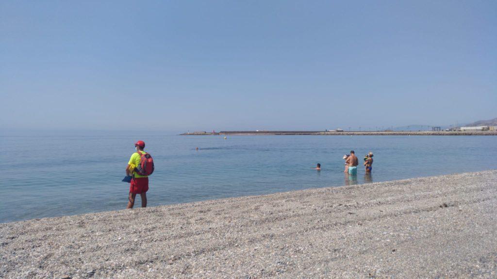 playas de adra 19 de agosto