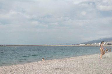 playas de adra 20 de agosto 2020
