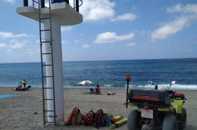 playas de adra sabado 15 de agosto