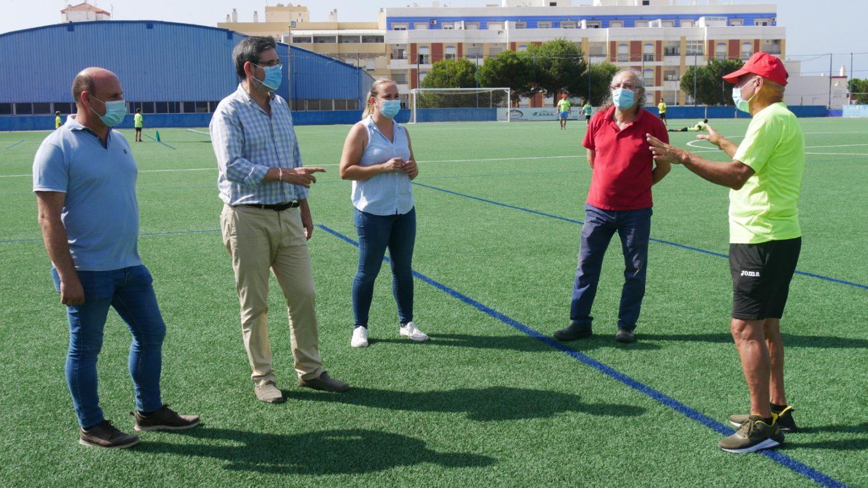 Las escuelas deportivas de Adra preparan su inicio con garantías de seguridad