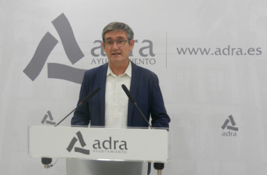 alcalde de adra nueva medidas frente al covid