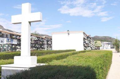protocolo cementerio adra dia de todos los santos