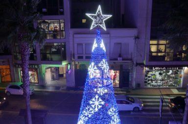 iluminacion navideña adra 2020 2021