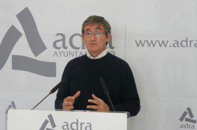Manuel cortes pide prudencia adra