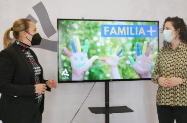 Subvención programa FAMILIA+ Adra