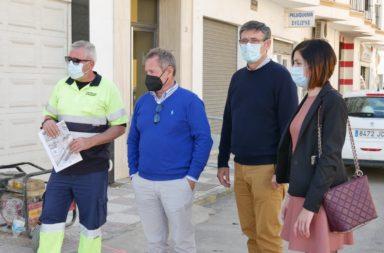 obras Acelera 2020 entorno Ermita Adra