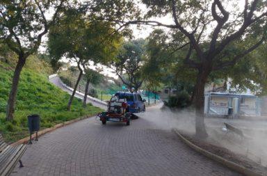 preparacion parques de adra