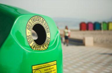 reciclaje de vidrio 2020 Adra
