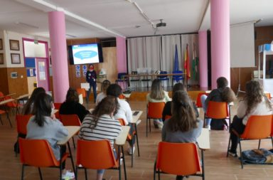 Inicio en Adra de los talleres sobre biodiversidad 2021