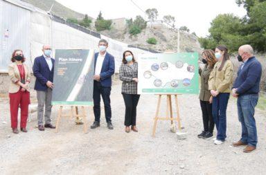 Presentación Plan Itínere 'Camino de El Marchalejo' en Adra