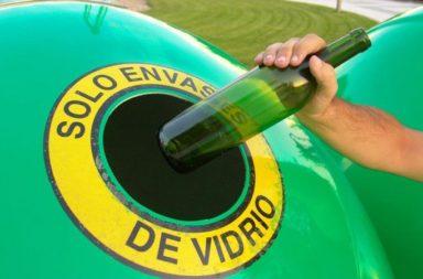 reciclaje vidrio adra