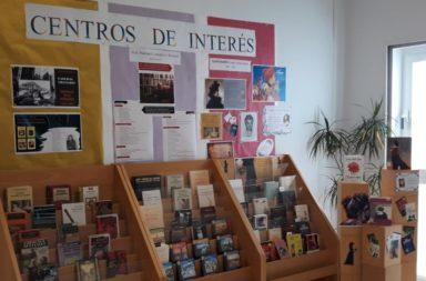 Biblioteca de Adra Centro de Interés Centenario Emilia Pardo