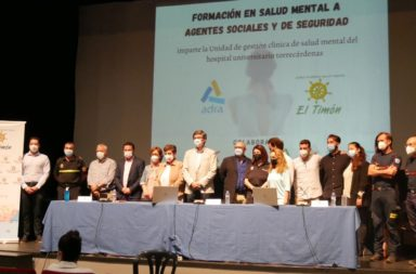 Jornadas Salud Mental Timón Adra