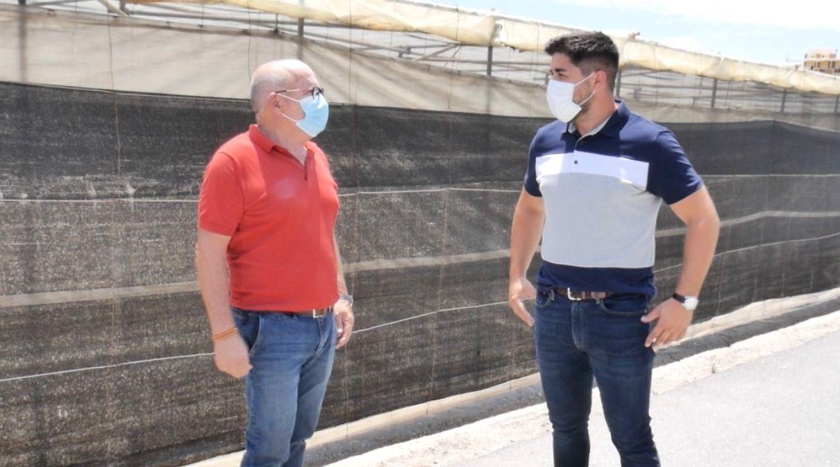 El Ayuntamiento de Adra la obligación de gestionar correctamente los residuos agrícolas