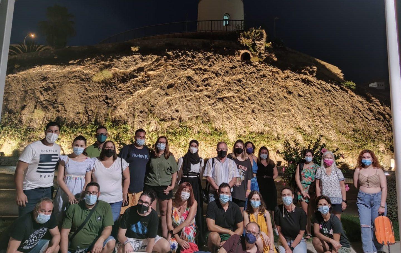 La XXIX edición del Rally Fotográfico 'Ciudad de Adra' reúne una treintena de participantes
