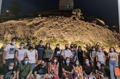 Arranca el XXIX Rally fotográfico Ciudad de Adra