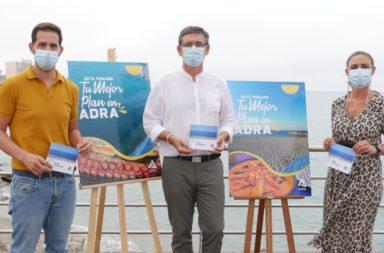 Campaña Este verano tu mejor plan en Adra 2021